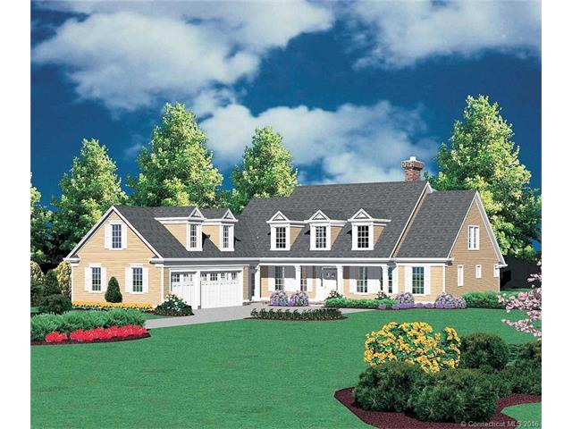 Lot #3 Crestwood Drive, Cheshire in New Haven County, CT 06410 Home for Sale