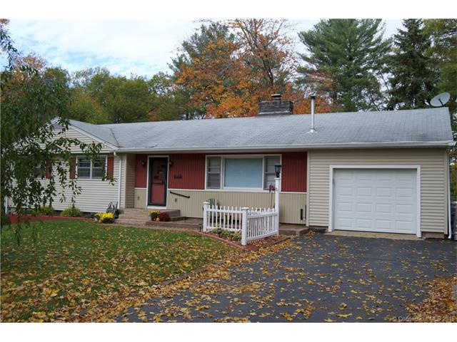 16 Russell Dr, Tolland, CT 06084