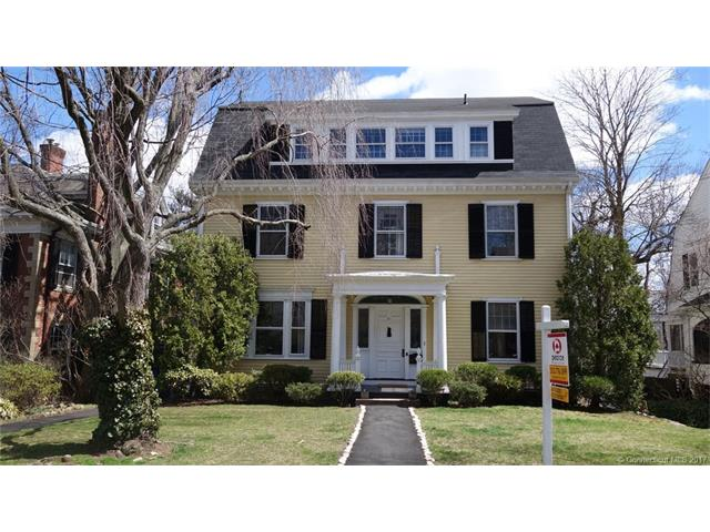 Photo of 57 Edgehill Rd  New Haven  CT