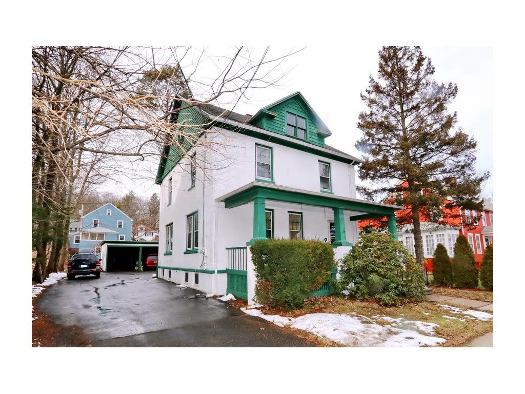 Photo of 1238 Forest Road  New Haven  CT