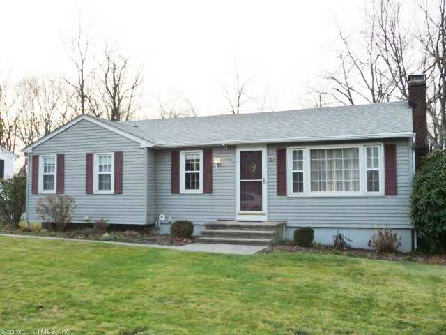Just Listed: 107 Old Stagecoach Rd, Meriden CT 06450