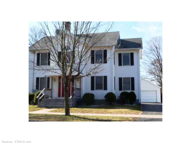 Rental Homes for Rent, ListingId:23426655, location: 53 CHRISTIAN ST 2ND FLOOR Wallingford 06492