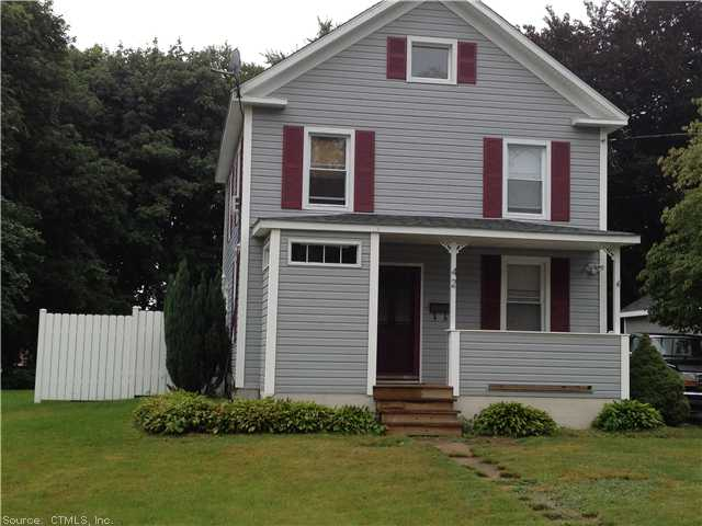 Rental Homes for Rent, ListingId:24770432, location: 42 WILLIAMS ST Meriden 06450