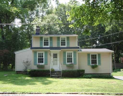 Rental Homes for Rent, ListingId:25956608, location: 39 MUELLER AVENUE Cheshire 06410