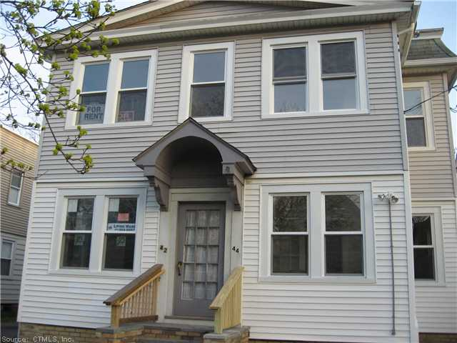 Rental Homes for Rent, ListingId:25970115, location: 42 LESTER ST W Haven 06516