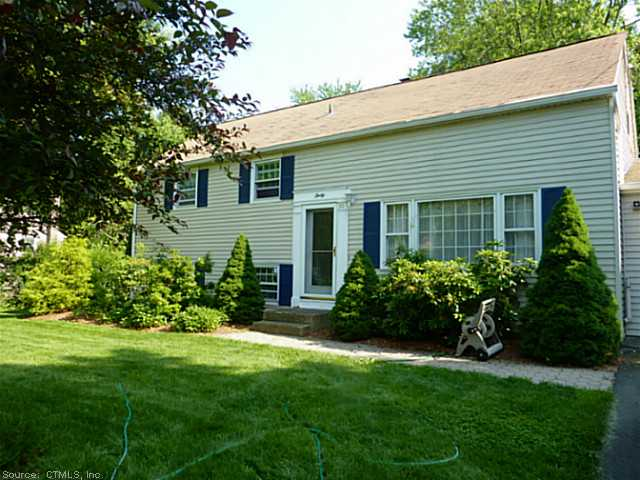 Rental Homes for Rent, ListingId:26090534, location: 30 SILLIMAN RD Wallingford 06492