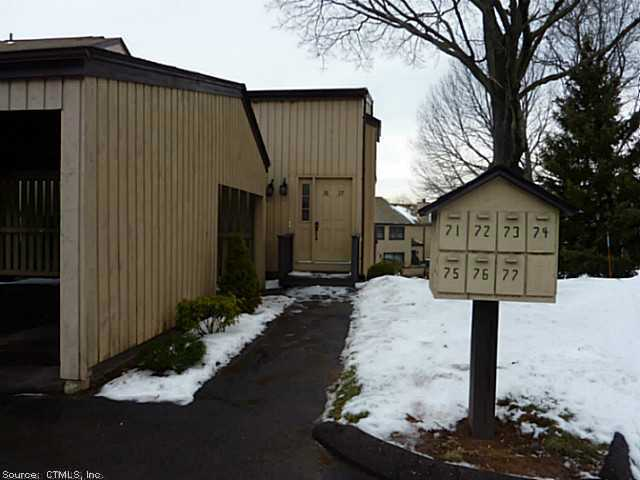 Rental Homes for Rent, ListingId:26813019, location: 77 MATTABASSETT DRIVE Meriden 06450