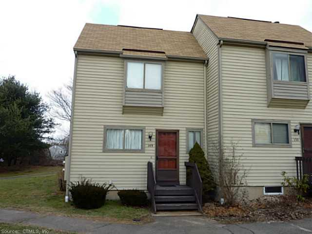Rental Homes for Rent, ListingId:26888345, location: 149 SUFFOLK COURT Meriden 06450