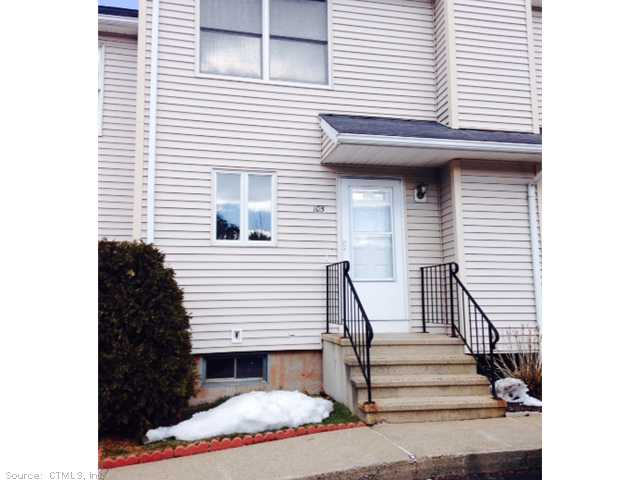 Rental Homes for Rent, ListingId:26950031, location: 105 BROAD CREST Meriden 06450