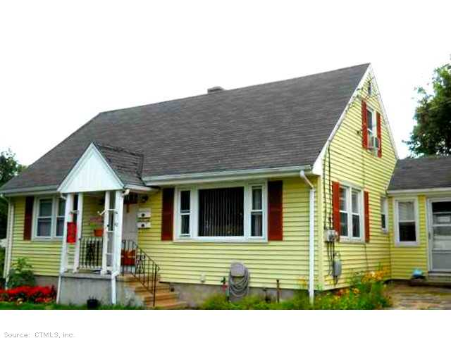 Rental Homes for Rent, ListingId:27298352, location: 62 WHITE RD Meriden 06450