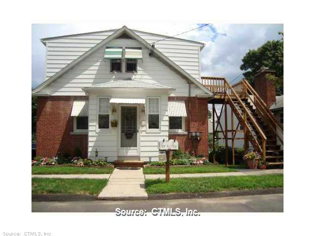 Rental Homes for Rent, ListingId:30880166, location: 23 Pine St W Haven 06516