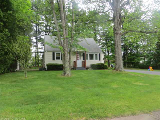 Rental Homes for Rent, ListingId:28928984, location: 58 FOREST LN Cheshire 06410