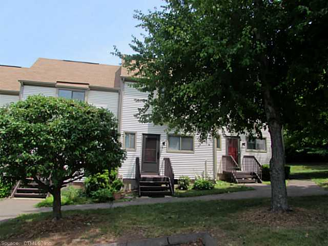 Rental Homes for Rent, ListingId:28959487, location: 167 SUFFOLK COURT Meriden 06450