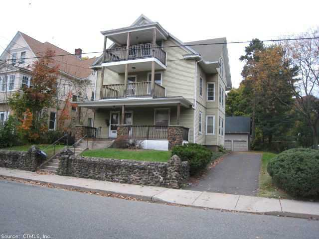 Rental Homes for Rent, ListingId:29128599, location: 46 PARK AVE Meriden 06450
