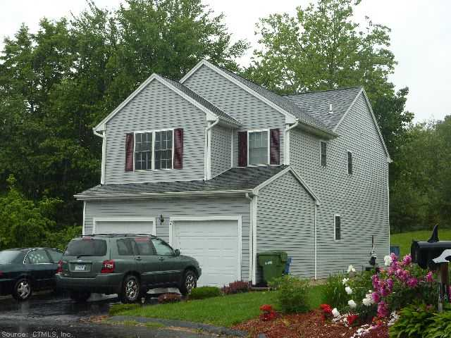 Rental Homes for Rent, ListingId:29269293, location: 17 BROOK CIRCLE Wallingford 06492
