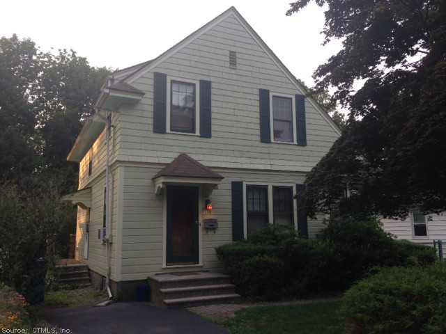 Rental Homes for Rent, ListingId:29303226, location: 138 TRUMBULL AVE Plainville 06062