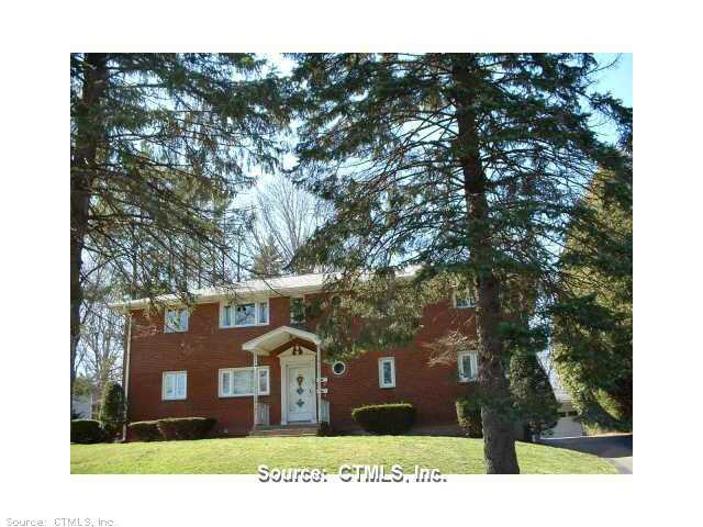 Rental Homes for Rent, ListingId:29495904, location: 34 HAMPSHIRE RD Meriden 06450
