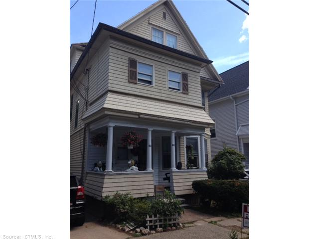 Rental Homes for Rent, ListingId:29701432, location: 41 PARDEE PL New Haven 06515
