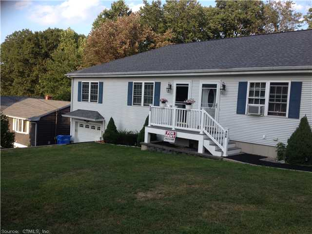 Rental Homes for Rent, ListingId:29717309, location: 86 B MANCHESTER AVE Waterbury 06705