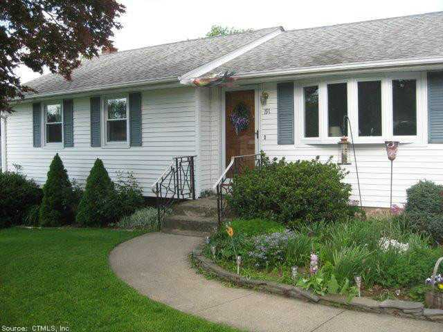 Rental Homes for Rent, ListingId:30097110, location: 191 MAPLE AVE Meriden 06450