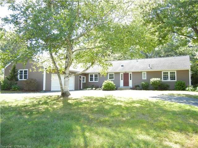 Rental Homes for Rent, ListingId:30135383, location: 503 OAK RIDGE DRIVE Cheshire 06410