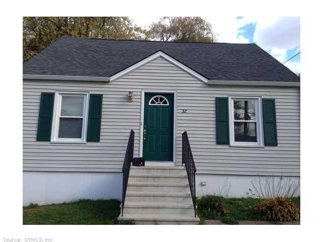 Rental Homes for Rent, ListingId:30158695, location: 32 MACARTHUR DR Waterbury 06704