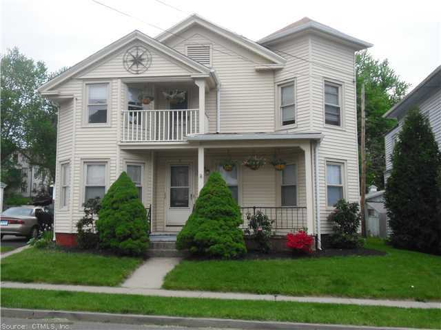 Rental Homes for Rent, ListingId:30379420, location: 17 NORTH SECOND ST Meriden 06451