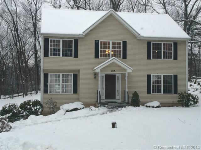 Rental Homes for Rent, ListingId:30387740, location: 215 MOSS FARMS RD Cheshire 06410
