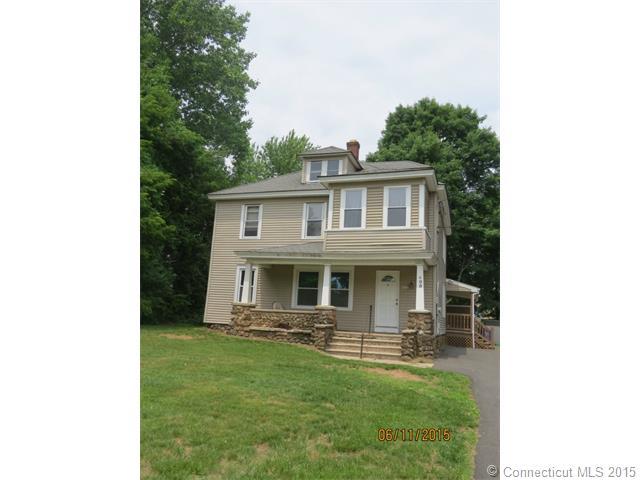 Rental Homes for Rent, ListingId:33840009, location: 405 Prospect St Southington 06489