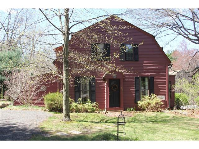 1089 Hill St, Suffield, CT 06078