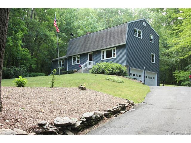 143 Slocum Rd, Hebron, CT 06248