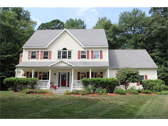 80 Wildflower Dr, Hebron, CT 06248