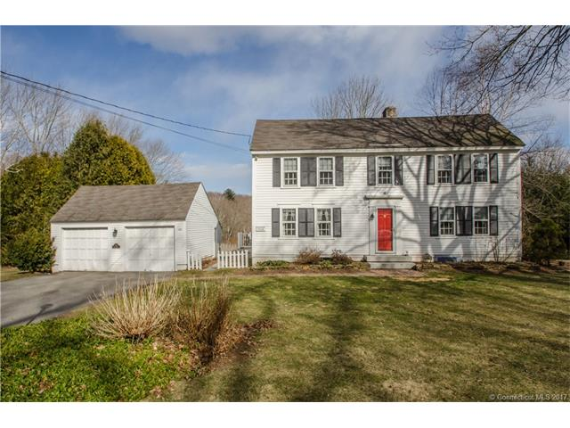 Photo of 136 Hebron Rd  Bolton  CT