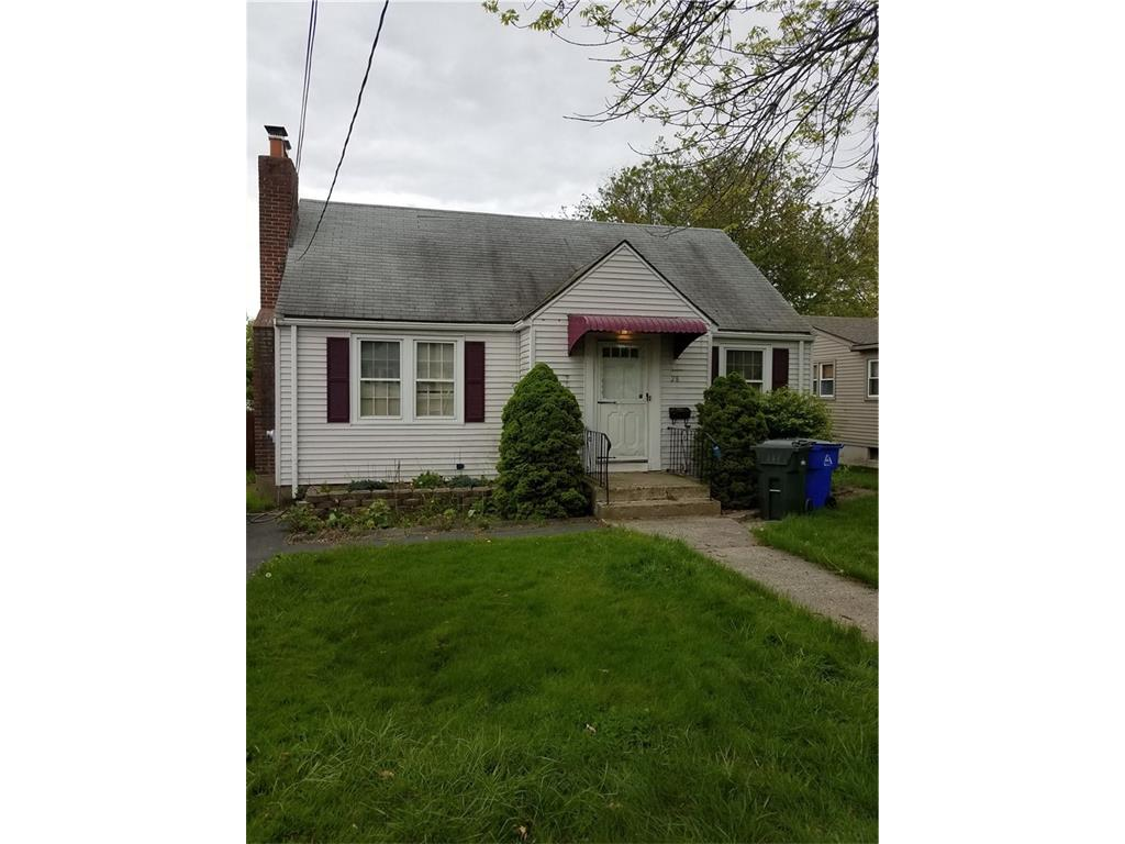 Photo of 28 Albert Avenue  Wethersfield  CT