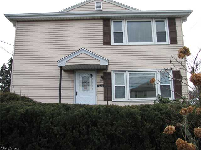 Rental Homes for Rent, ListingId:26519983, location: 222 OAKLAND AVE New Britain 06053