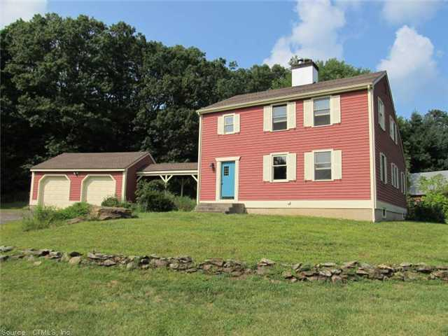 Real Estate for Sale, ListingId: 25068926, Mansfield Center, CT  06250