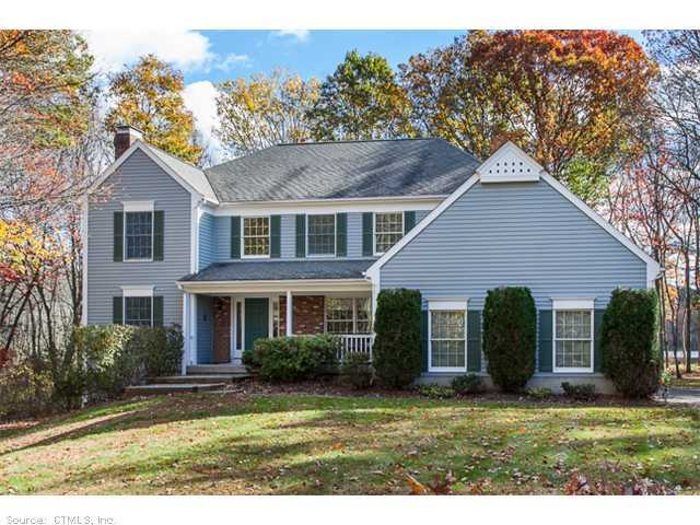 Real Estate for Sale, ListingId: 31948886, Woodbridge,CT06525