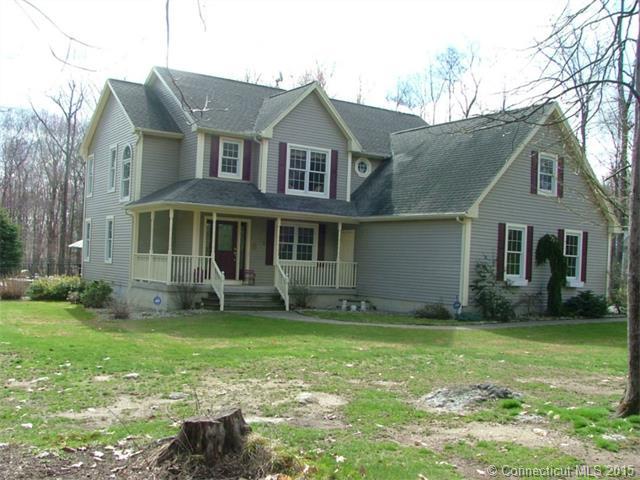 Real Estate for Sale, ListingId: 32753297, Burlington,CT06013