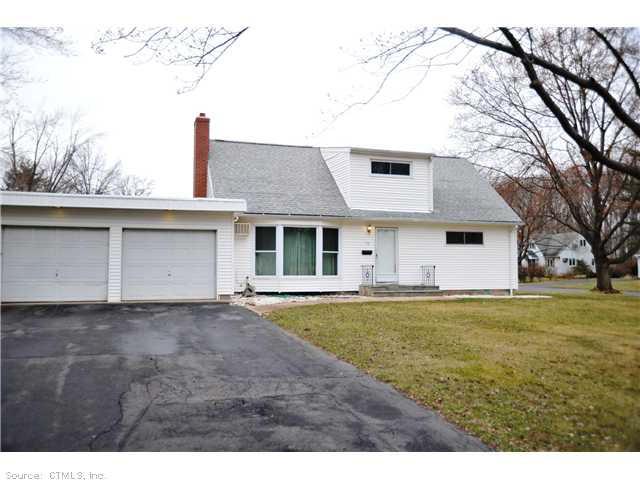 Rental Homes for Rent, ListingId:24355047, location: 75 SEMINOLE CIR West Hartford 06117