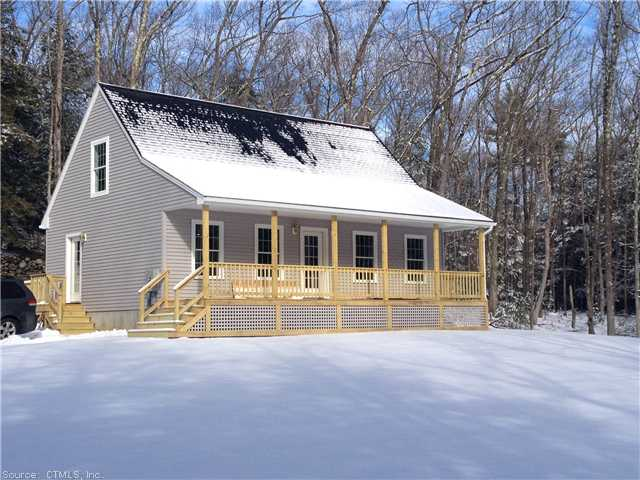 Real Estate for Sale, ListingId: 26867013, Woodstock, CT  06281