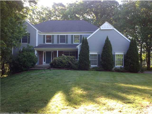 Real Estate for Sale, ListingId: 26949989, Woodbridge, CT  06525