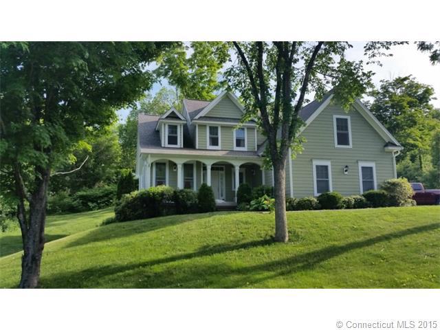 Rental Homes for Rent, ListingId:33696465, location: 7 Tulip Tree Ln Bethlehem 06751