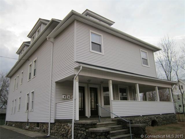 Rental Homes for Rent, ListingId:33915760, location: 164 Geddes Waterbury 06708