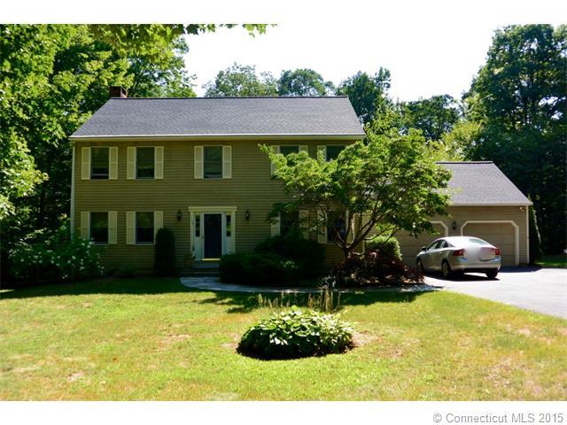 Rental Homes for Rent, ListingId:34090725, location: 78 Deerwood Drive Bethlehem 06751