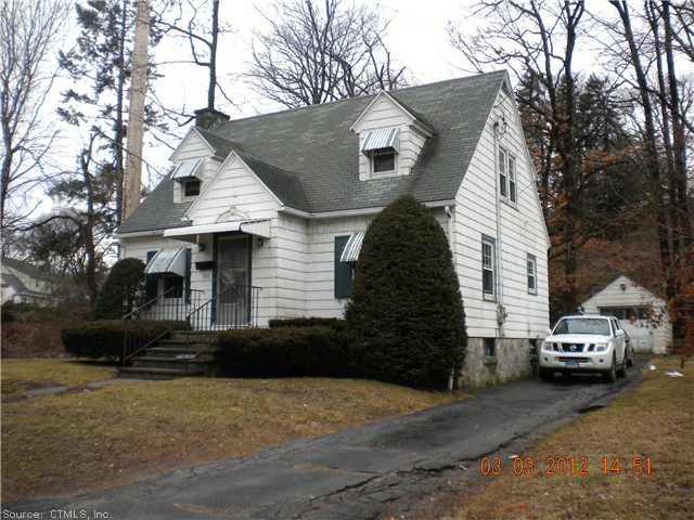 Real Estate for Sale, ListingId: 18452680, Waterbury,CT06708