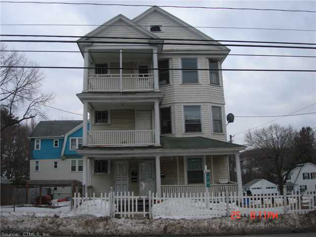 Rental Homes for Rent, ListingId:22487497, location: 2086 EAST MAIN ST Waterbury 06705