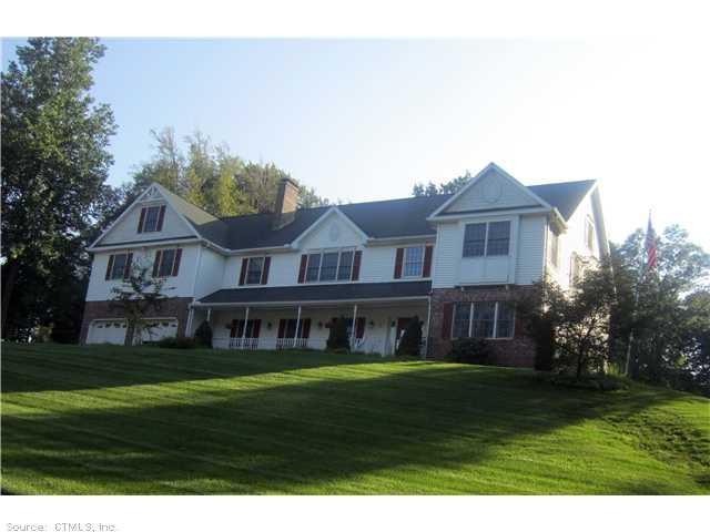 2 Forest Ridge Rd, Prospect, CT 06712