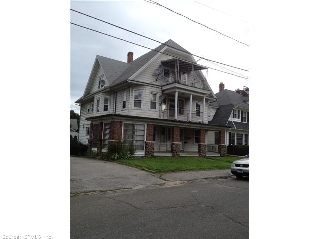 Rental Homes for Rent, ListingId:25005565, location: 20 MERRILL ST Waterbury 06708