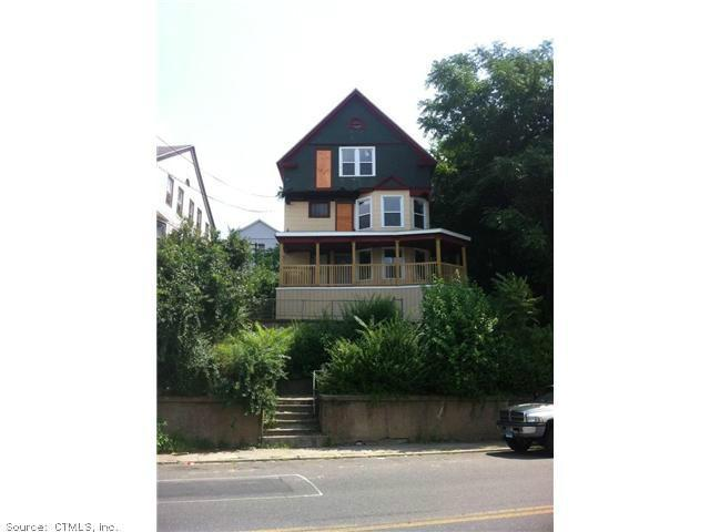 Rental Homes for Rent, ListingId:25654734, location: 1027 SOUTH MAIN ST Waterbury 06706