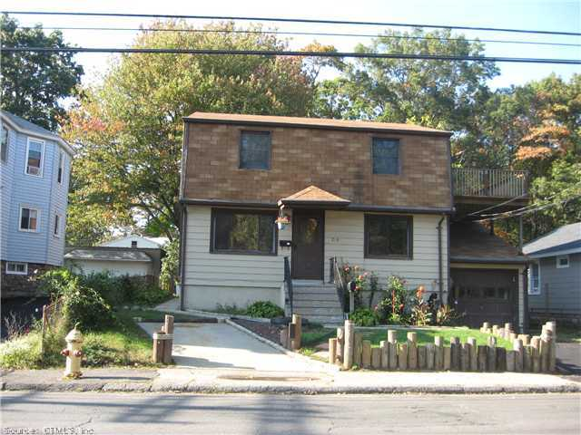 Rental Homes for Rent, ListingId:26010205, location: 259 EDGEWOOD AVE Waterbury 06706